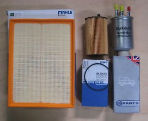 Land Rover Discovery Series 3 TDV6 Diesel Filter Kit Land Rover Parts