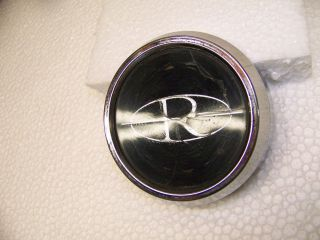 1965 Buick Riviera GS Rally Wheel Center Cap