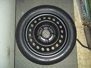 83 05 Chevy Pontiac Cadillac Buick Oldsmobile 15x4 Compact Spare Wheel Tire