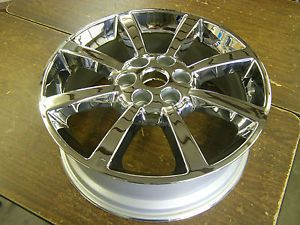 Buick Enclave Accessory Chrome Wheel GM 2010 2011 2012 2013 2014