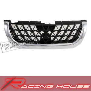 00 01 Mitsubishi Montero Sport Front Grille Grill Assembly Replacement Parts
