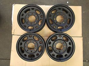 "Chevy GMC 16"" Alloy Wheels Rims 8 Lug Sierra Silverado HD 2500 3500 Van"