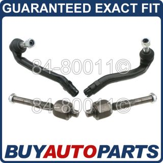Brand New Steering Linkage Inner Outer Tie Rod End Repair Kit for Mercedes Ml