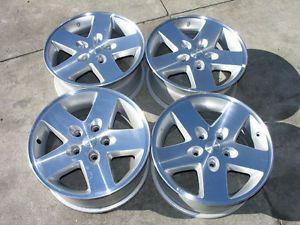 Jeep Wrangler Cherokee Wheels Rims Powder Coated to Any Color Your Choice H 9075