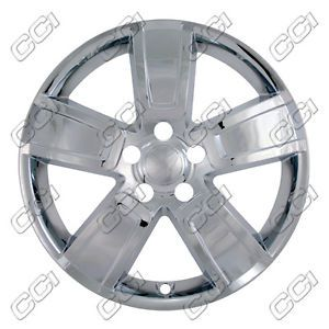 "18"" Chrome Wheel Skins 2010 2011 Kia Soul Fit 74618 Alloy Wheels"