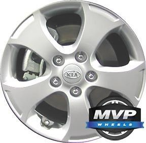 "Factory 16"" Kia Forte Wheel Rim ALY74625U20"