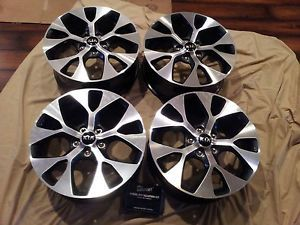 "2011 2012 Kia Soul 18"" Machined Face Factory Wheels Rims Factory 09 10"