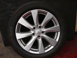 "4 18"" Mitsubishi Outlander Alloy Wheels Rims Toyo Tires"