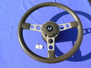 1970 1972 Pontiac GTO Firebird Formula Steering Wheel Original GM Used
