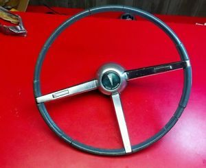 67 68 Pontiac GTO Firebird Steering Wheel