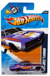 2012 Hot Wheels Heat Fleet 159 1970 Pontiac GTO