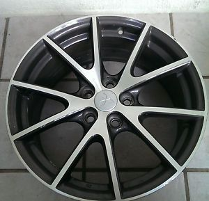 "18"" Mitsubishi Eclipse 2011 Factory Wheels"