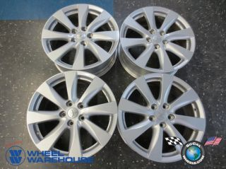 "Four 08 13 Mitsubishi Lancer Factory 18"" Wheels Rims 98466"