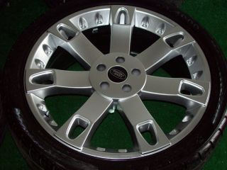 22 Range Land Rover Disco II Wheels Discovery LR3 Tires Stormer Supercharged 20