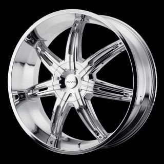 "RAM 1500 Durango Dakota F150 KMC 665 20"" Wheels Rims"
