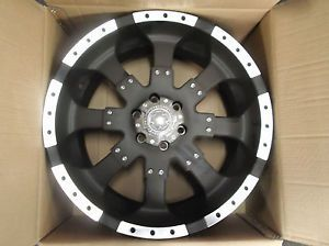 "22"" Ultra Goliath Alum Alloy Wheel Rim"