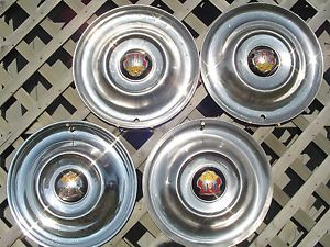 1950 1951 1952 1953 Olds Oldsmobile Jetstar Custom Cruiser Hubcaps Wheel Covers