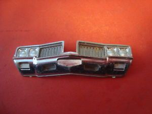 1 25 Scale Model Car Parts 1970 Oldsmobile 442 Bumper Grille