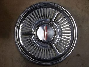 "1962 62 Oldsmobile 88 98 Hubcap Rim Wheel Cover Hub Cap 14"" Used V4"