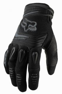 Fox Racing Adult Polarpaw Black Gloves Cold Weather MX Dirt Bike ATV Snowmobile