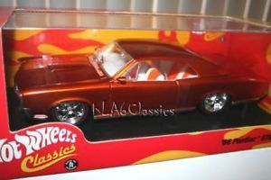 Hot Wheels Classics '66 Pontiac GTO Red Line 1 18 RARE