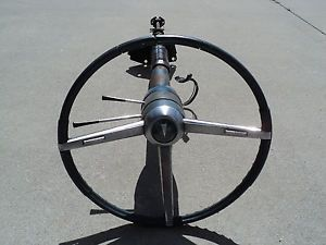 67 Pontiac GTO Tilt Steering Column and Wheel
