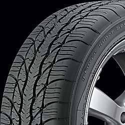4 17 inch Elbrus I02 Alloy Wheels with BFG A s Tires Saab Others