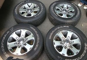 "18"" 2010 11 12 13 Ford F150 Alloy Wheels Rims AL3Z1007J"