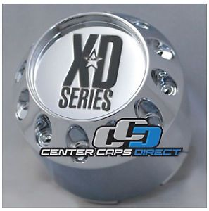 0 464K75 KMC Wheels XD Series Chrome Center Cap 5x4 5 and 5x4 75 KMC XD795 Cap
