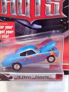 Hot Wheels Ultra Hots '70 Chevy Chevelle Special Tires Rims