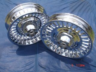 Harley Chrome 28 Spoke Wheels 09 13 Electra Ultra Glide Exchange Only Knuckle