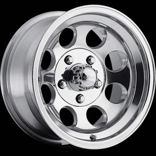 16x10 Polished Ultra Type 164 164 Wheels 5x5 5 32 Lifted Chevrolet Tracker