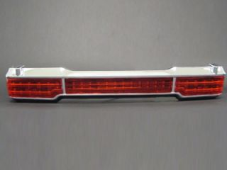 LED Tail Brake Light Accent for Harley Touring Trunk King Tour Pack Wrap Around