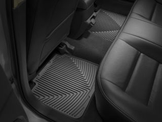 Weathertech® All Weather Floor Mats Ford Fusion 2006 2010 Black