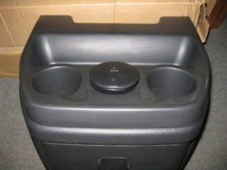 03 10 Chevy GMC Express Van Center Console Cup Holder
