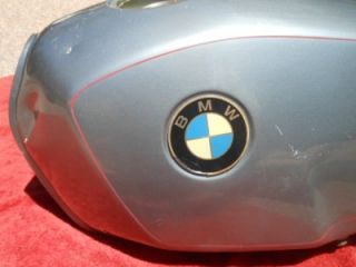 BMW R80ST Gas Tank R80 St Airhead GS Paris Dakar G s Original Paint 1982 85