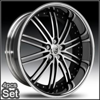 22inch Lexani for BMW Wheels Rims 6 7 Series M6 x5 745 645 750