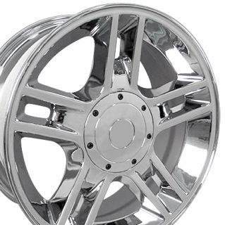 "20"" F150 Harley Chrome Wheels Set 4 Rims Fit Ford® Expedition Lincoln Navigator"