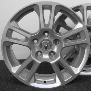 "17"" Acura TL SH AWD Factory OEM Wheels Rims 2009 2012"