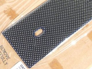 Harley Davidson Road King FLHR Carbon Fiber Dash Insert New