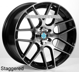 "19"" LX7 CURVA7 BM for BMW Wheels and Tires Rims 1 3 5 6 7 Series M3 M4 M5 M6"