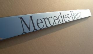 Mercedes Dodge Freightliner Sprinter Chrome Rear Door Handle Tailgate Trim 07