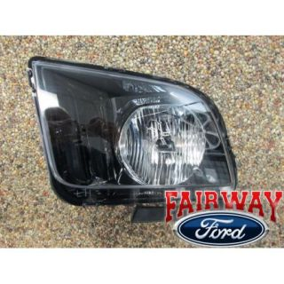 05 06 Mustang Genuine Ford Parts Left Driver's Head Lamp Light w Bulb