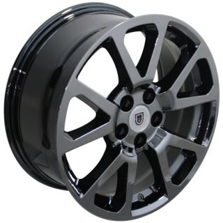 "18"" Black Chrome Cadillac cts V Replica Wheel Fits Cts"
