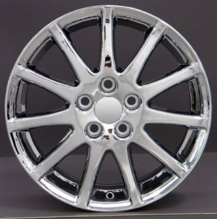 "17"" Chrome Is Style Wheel 17x7 Rim Fits Lexus"