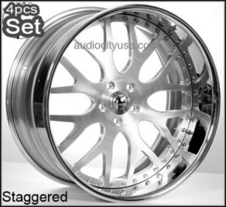 22inch AC Forged Custom Build Wheels Rims 300C Magnum Charger Challenger