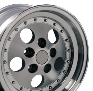 "15"" Rim Fits Jeep Wrangler Wheel Silver 15x8"