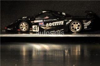 Slot It CA10C Custom BMW McLaren F1 GTR 98 Collector Grade New Mint Boxed