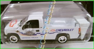 2000 '00 Chevy Silverado Truck Pickup Race Emergency Indianapolis 500 Diecast