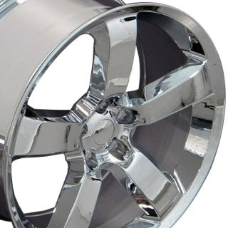 "20"" Rim Fits Dodge Chrome Charger SRT Wheel 20x 9"